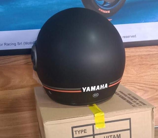 Helm XSR155 Belakang