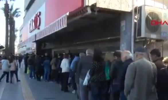 Στην Τουρκία αγοράζουν «θαυματουργή» κολώνια...