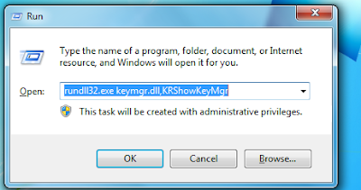How to Know Stored Passwords on a Windows OS PC/laptop