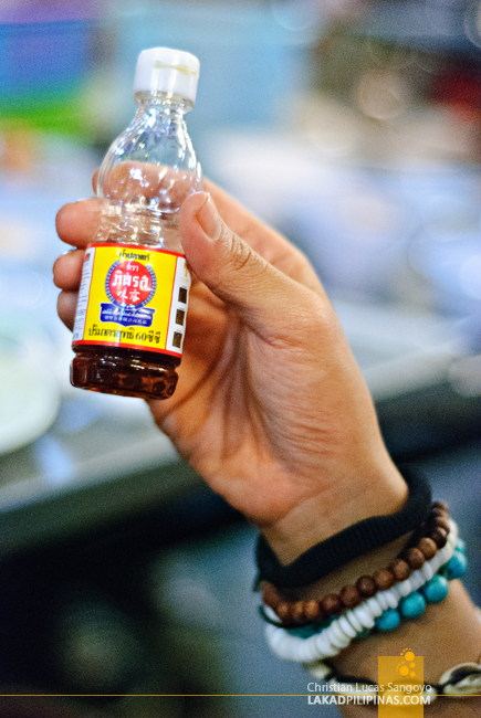Chiang Mai Fish Sauce