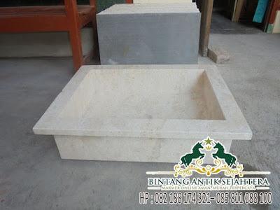 Harga Wastafel Persegi, Wastafel Marmer Malang, Jual Wastafel Kotak
