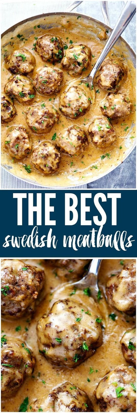 THE BEST SWEDISH MEATBALLS