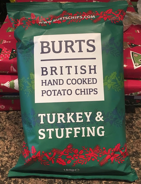 Burts Turkey and Stuffing Crisps