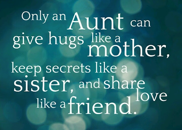 aunt and nephew quote