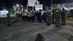Pokdar Khamtibmas Sektor Rimbo Bujang, Patroli Malam Hari Raya Idul Adha 1442 H, Bersama Tim