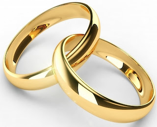 Wedding Rings: Free Printable Engagement, Anniversary or Wedding Invitations or Cards.