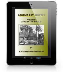 LEGENDARY SURFERS Volume 1 Ebook