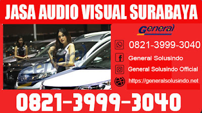 jasa audio visual murah surabaya