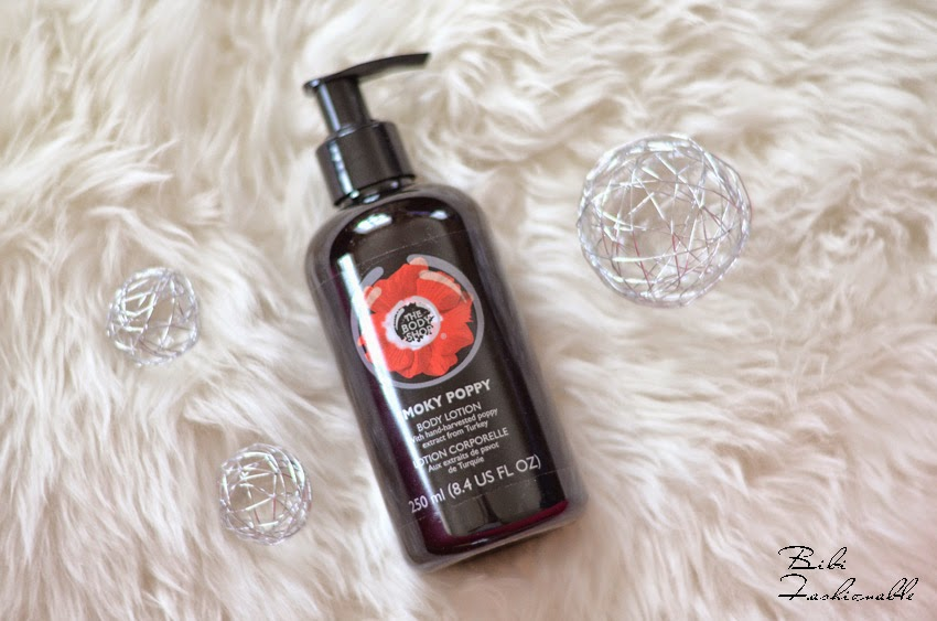 Smoky Poppy Bodylotion