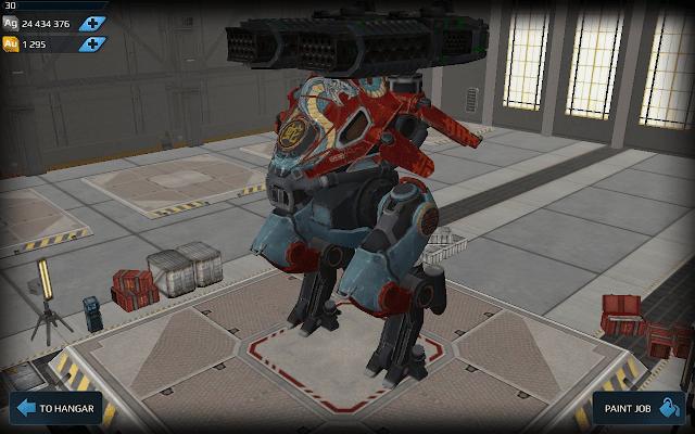 War Robots best robot