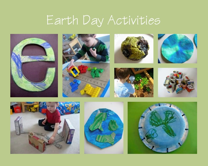 Earth Day Facts Activities Crafts Posters And Songs Happy