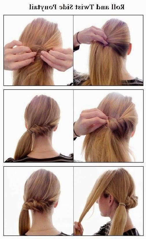 Schne Frisuren Ohne Pony  frisuren mittellang