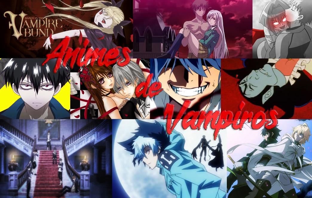 Dicas da kira 10 animes de vampiros 10 animes de vampiros stopboris Images