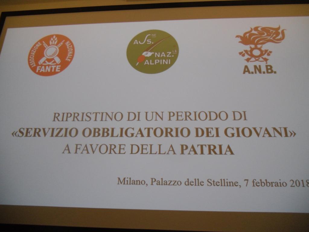 Gianmaria Italia  Gli ALPINI per il ripristino del servizio militare 26240c60564d