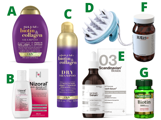 hair loss treatments for female baldness