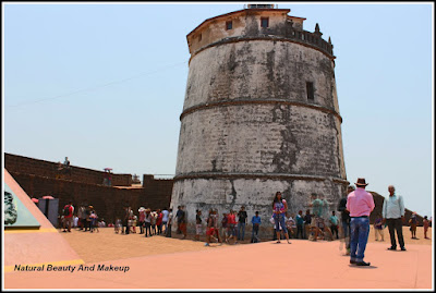 The Aguada Fort Light House. Things to do in Candolim, Goa