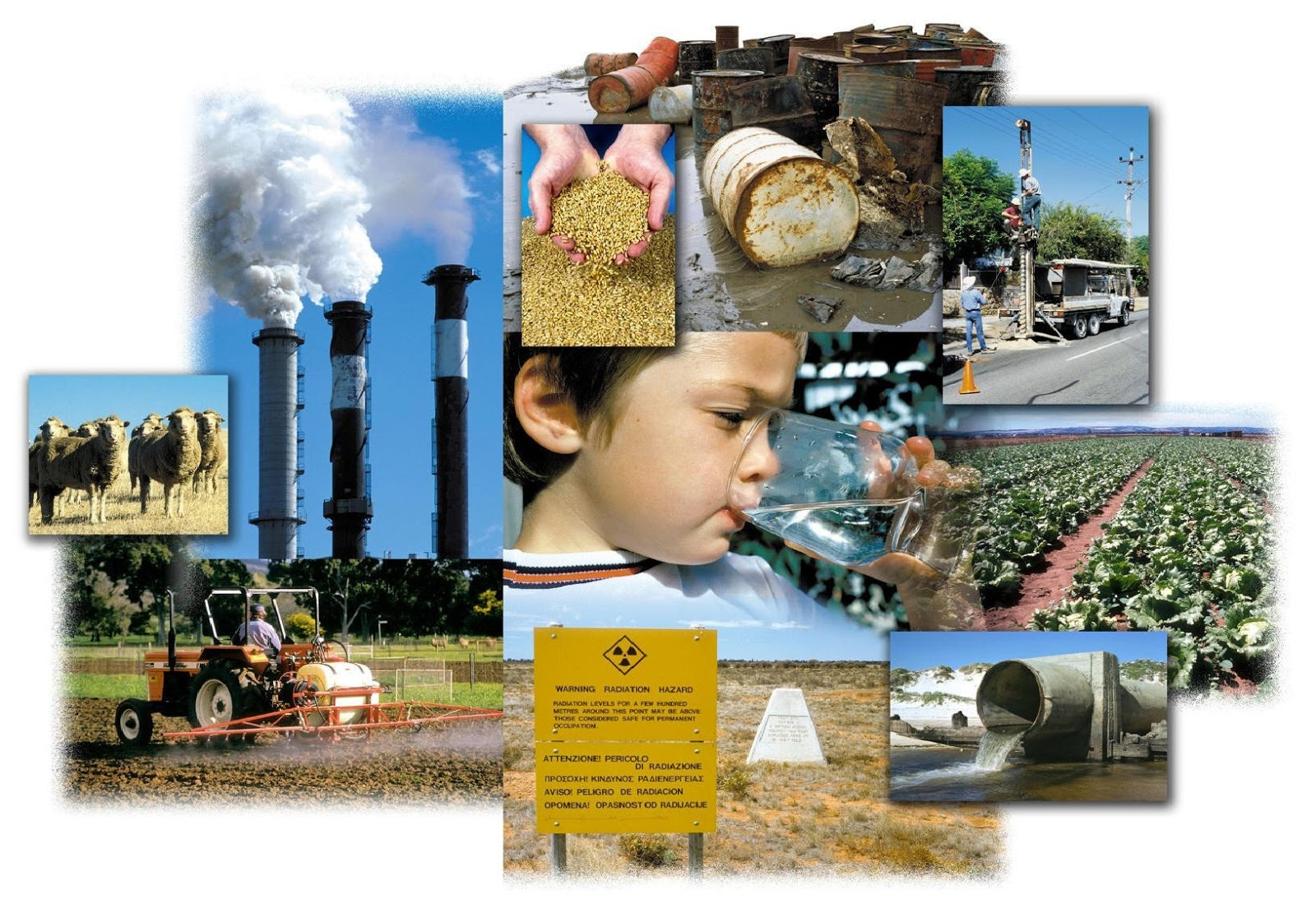 misuse of natural resources Unesco – eolss sample chapters environment and development-voli- impacts of affluence and overexploitation of natural resources - yifan ding.