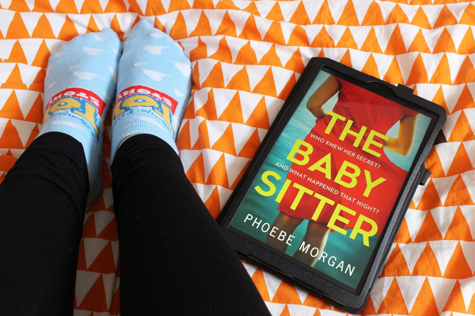 The Babysitter By Phoebe Morgan | Book Review
