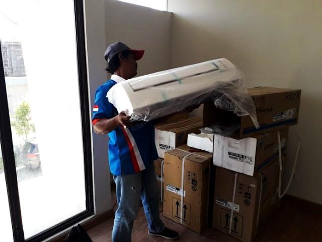 Jasa Pasang & Service AC Terbaik di Riau