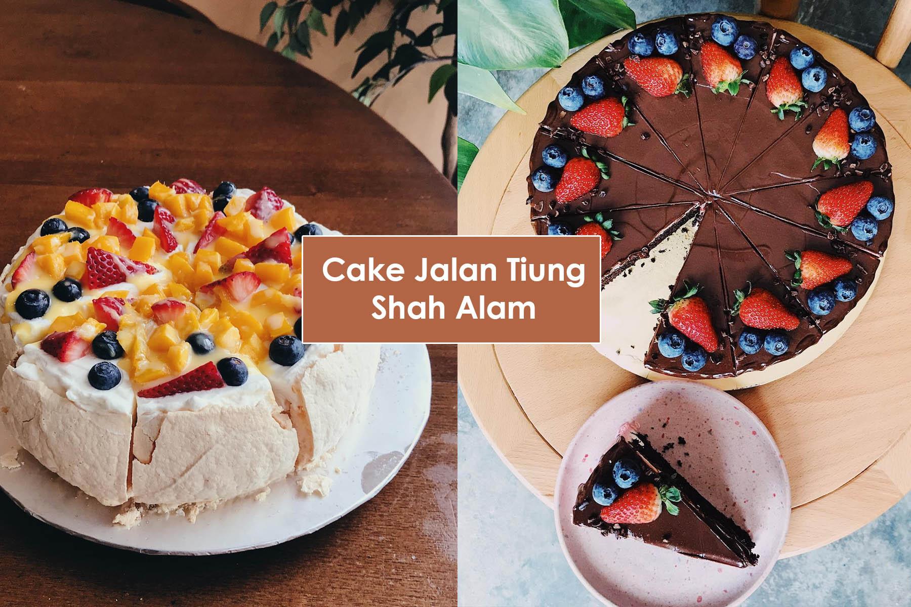 Ramai Pesan Kek Krismas Terbaik Dari Kedai Kek Terkenal Di Valley Klang & KL