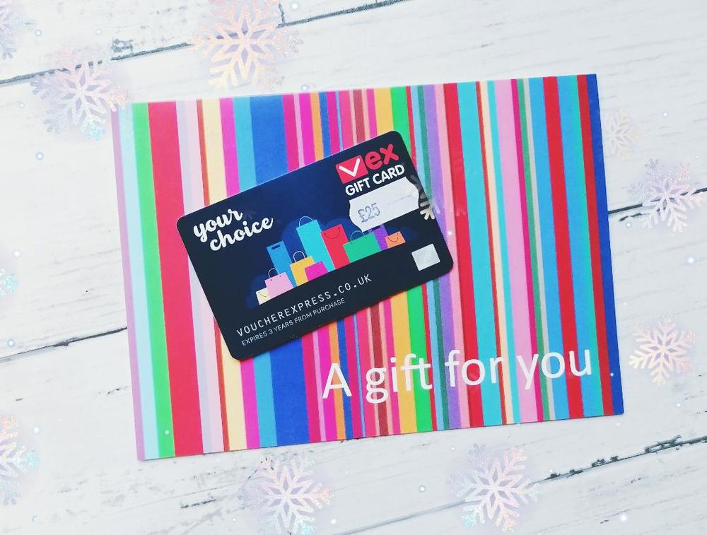 VEX Gift Card review