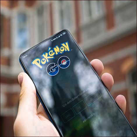 Pokemon-Mobil