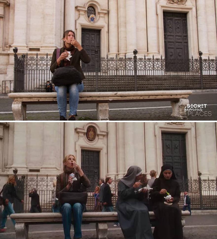 Eat Pray Love / Roma, Itália