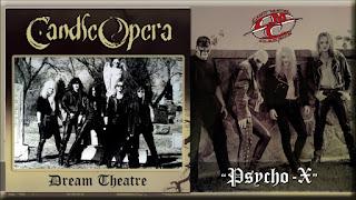 """Το τραγούδι των Candle Opera """"Psycho-X"""" από το album """"Dream Theatre"""""""