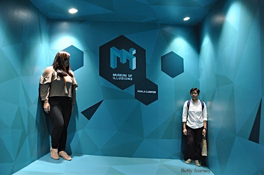 Betty's Journey: Asia's First Museum of Illusions Finds a Home in the Heart of Kuala Lumpur
