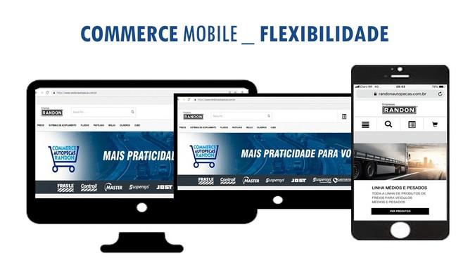 Autopeças Randon ganham plataforma conjunta de commerce