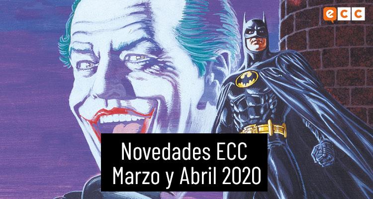 ECC Ediciones: Novedades Marzo y Abril 2020