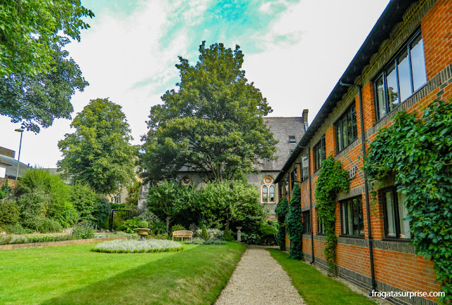 Jardim do Winchester Royal Hotel