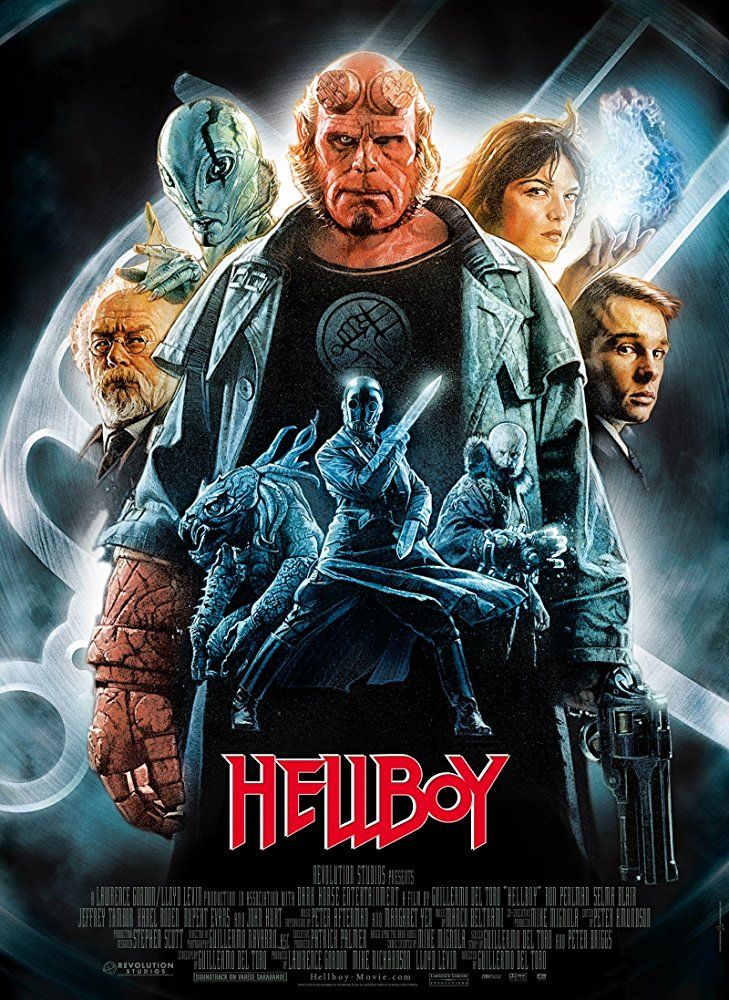 "Movie Review: ""Hellboy"" (2004)"