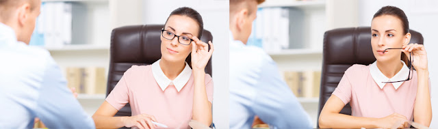 How to Flirt With a Female Co-worker