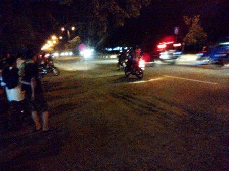 Banda Aceh Model Kota Madani, Tapi Balapan Liar Kerap Terjadi