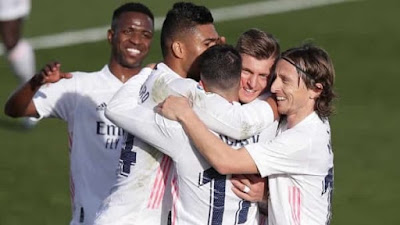 جدول مباريات ريال مدريد فى الدوري الإسباني بالموسم الجديد 2021 / 2022