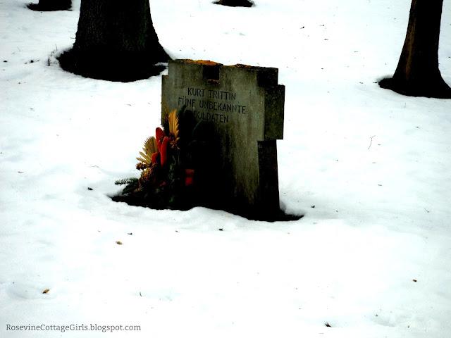 War Cemetery Simmerath #Germany #WW2