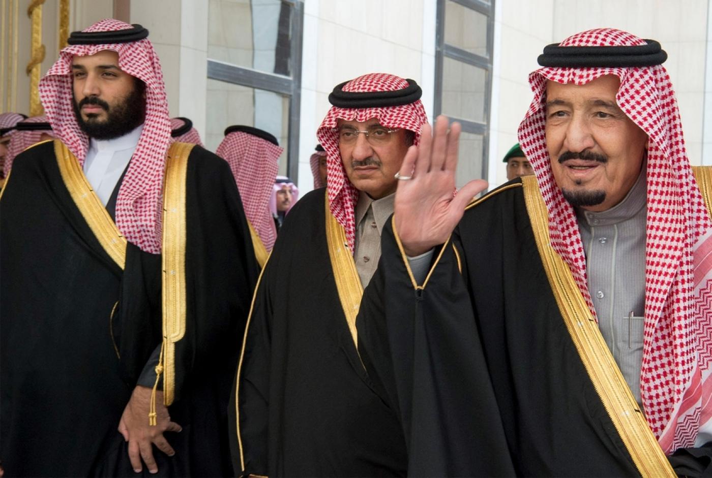 Pemerintah Saudi Bebaskan Sejumlah Pangeran yang Ditangkap