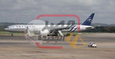 """شركة الطيران الفرنسية """"اير فرانس"""" تمنع ٢١ مسلما من صعود طائرتها المتجهة إلى الولايات المتحدة الأمريكية"""