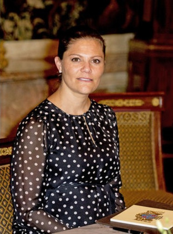 Crown Princess Victoria Attended The Meeting Of The International Paralympic Committee