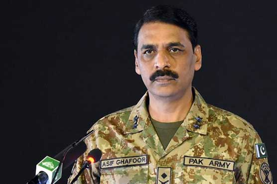 DG ISPR Major General Asif Ghafoor Working BBC For The Articles About Pakistan