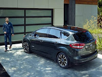 2018 Ford C-Max Energi and Hybrid Review