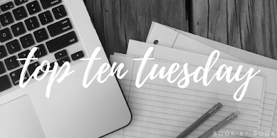 Top Ten Tuesday | Books on My Fall TBR