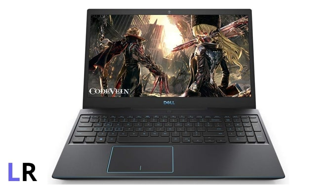 Dell G3 3500 laptop of price Rs 72,999 in India.