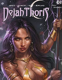 Read Dejah Thoris (2019) comic online
