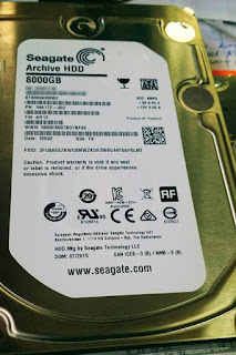 Hard drive Seagate data recovery