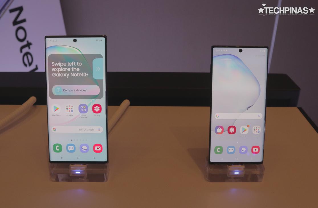Samsung Galaxy Note10 Plus Philippines, Samsung Galaxy Note10+