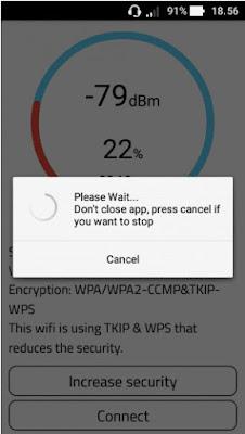WiFi Warden Aplikasi Hack WiFi Android Tanpa Root