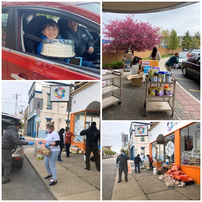 Parent Resource Drive & Mobile Food Pantry [RECAP]