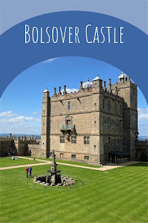 Bolsover Castle English Heritage review